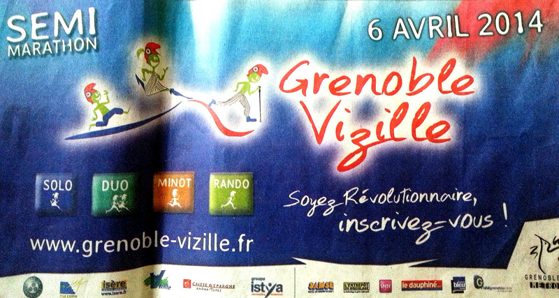 Marathon-Grenoble-Vizille