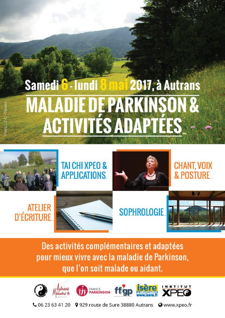 Tai chi et maladie de Parkinson
