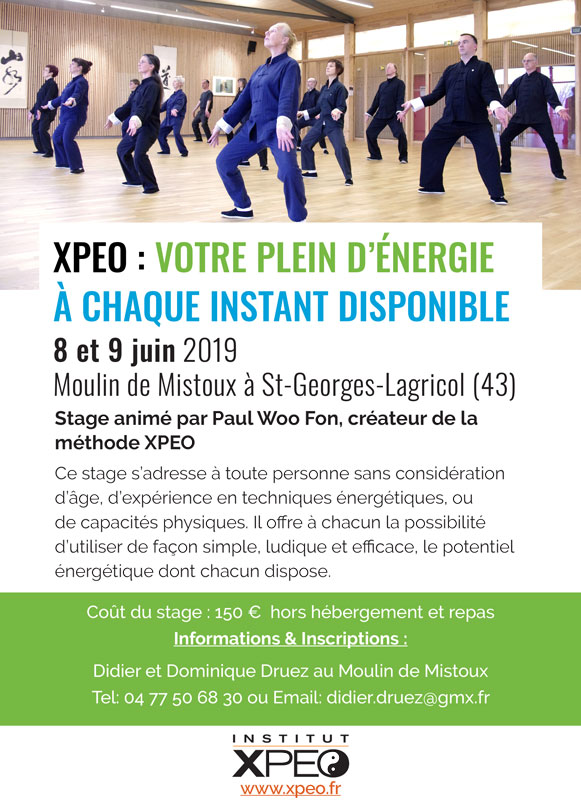 Stage XPEO (Haute-Loire)